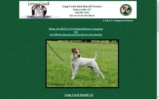 Long Creek Jack Russell Terriers