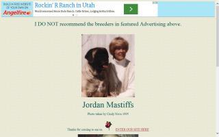 Jordan Mastiffs