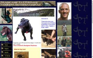 Deadgame Patterdale Terriers