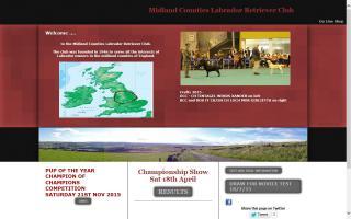 Midland Counties Labrador Retriever Club