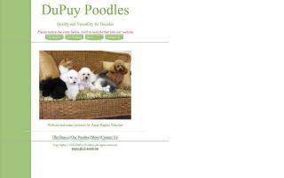 DuPuy Poodles