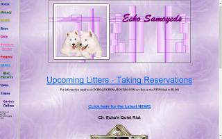 Echo Samoyeds