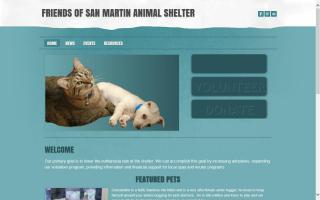 Friends of San Martin Animal Shelter - FOSMAS