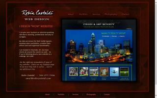 Robin Castaldi Web Design