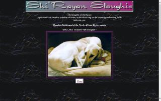 Shi'Rayan Sloughis
