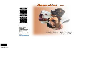 Donnellas Staffordshire Bull Terriers
