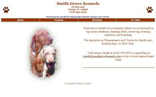 Smith Grove Kennels