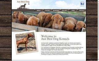 Just Bird Dog Kennels