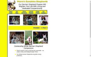 Pierre's Sunshine Shepherds