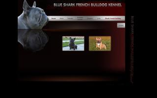 Blue Shark French Bulldog Kennel