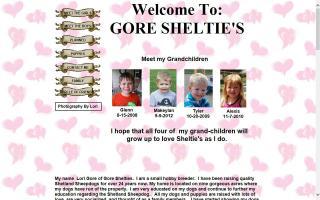 Gore Shelties