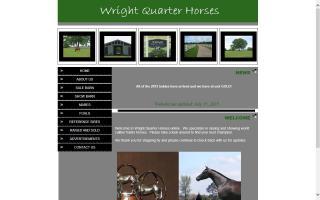 Wright Quarter Horses