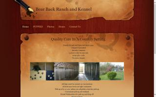 Bear Back Ranch and Kennel