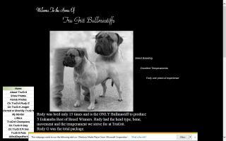 TruGrit Bullmastiffs