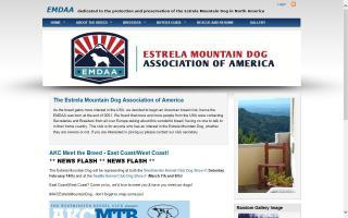 Estrela Mountain Dog Association of America - EMDAA