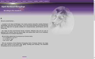 Hjalt Shetland Sheepdogs