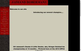 Jaimand Dobermans
