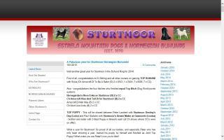 Sturtmoor - Estrela's
