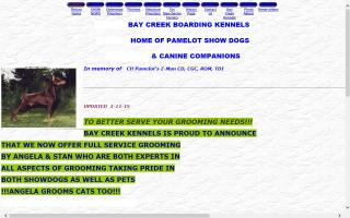 Bay Creek Kennels