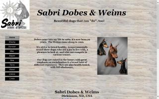 Sabri Dobes & Weims