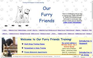 Our Furry Friends