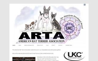 American Rat Terrier Association - ARTA