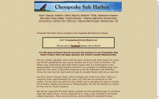 Chesapeake Safe Harbor