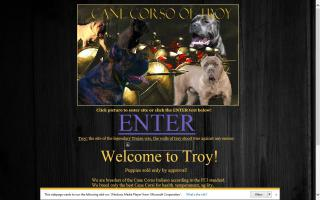 Cane Corsos of Troy