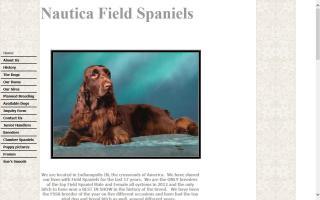 Nautica Field Spaniels