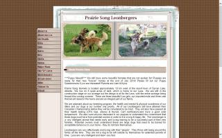 Prairie Song Leonbergers