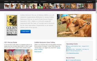 Golden Retriever Rescue of Atlanta - GRRA