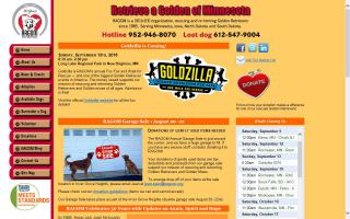Retrieve a Golden of Minnesota - RAGOM