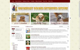 GoldHeart Golden Retriever Rescue