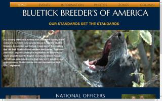 Bluetick Breeders of America - BBOA