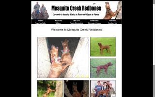 Mosquito Creek Redbones