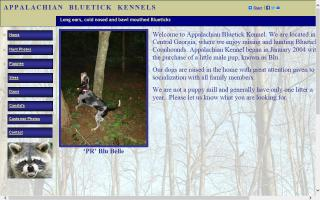 Appalachian Bluetick Kennels