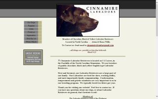 Cinnamire Labradors