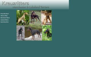Kreuzritters Manchester & Lakeland Terriers