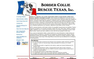 Border Collie Rescue Texas - BCRT