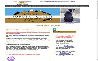 Wyoming Border Collie Rescue - WBCR