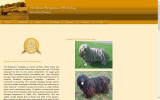 Herdabout Bergamasco Sheepdogs