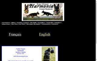 Harmonia Reg'd