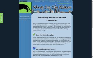 Windy City Dog Walkers