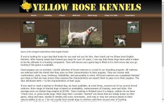 Yellow Rose Kennel