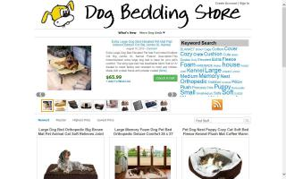 Dog Bedding Store