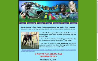 A Way To Play Dog Agility Club