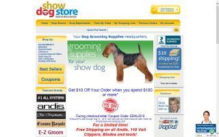 ShowDog Store