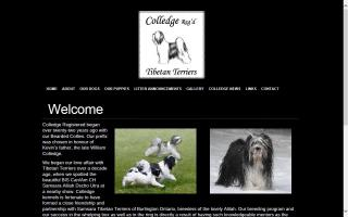 Colledge Bearded Collies & Tibetan Terriers