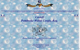 Castell Welsh Corgis, Reg.