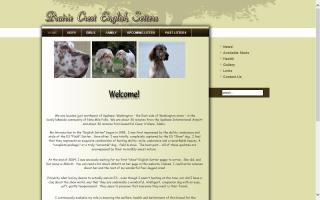Prairie Crest English Setters